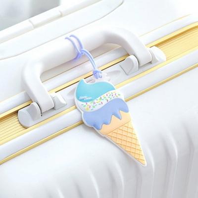아이스크림 네임택