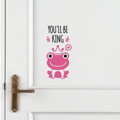 당신은 왕이 될거에요 데코스티커