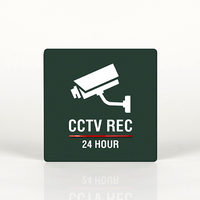 루리앤메리 013 CCTV REC 포인트 안내판