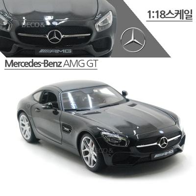 1-18스케일 마이스토 벤츠 AMG GT