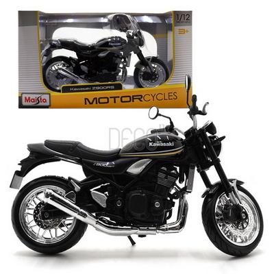 1-12 가와사키 Z900RS 오토바이 미니카