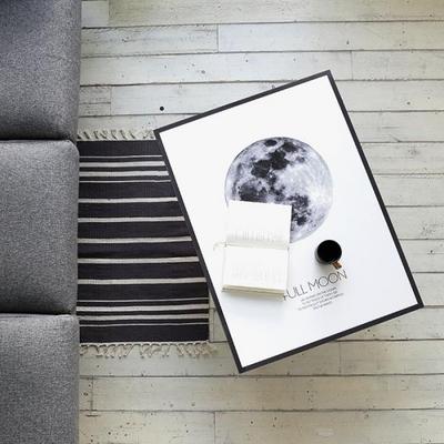 갤러리 테이블 - 보름달 S/L (택1)