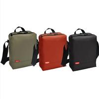 Vertical 2-Rooms Shoulder Bag (2360)