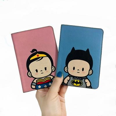 여권지갑 Super Babies 슈퍼베이비스 (Wallet type)