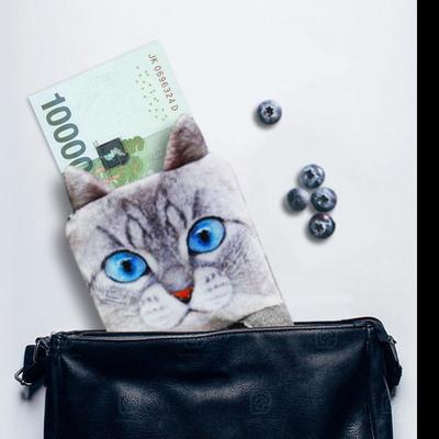 고양이미니가방 캣키즈숄더백