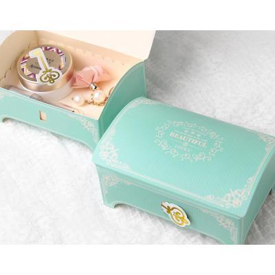 민트 빈티지 보석 상자 (2set)