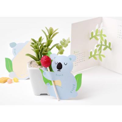 [인디고샵] 쿨쿨 코코 막대사탕 페이퍼 (10개)