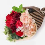 사랑해 레드 로즈 비누꽃다발 (1set)