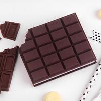 한 입 크게 오도독 초콜릿 메모지