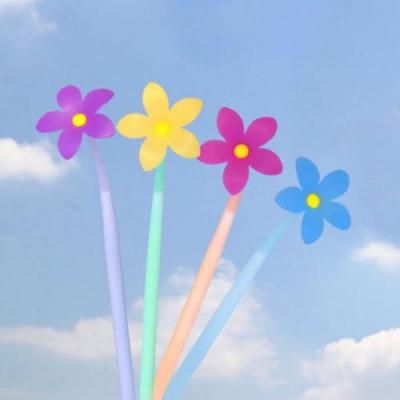 들꽃처럼 예쁘게 색이 변하는 볼펜