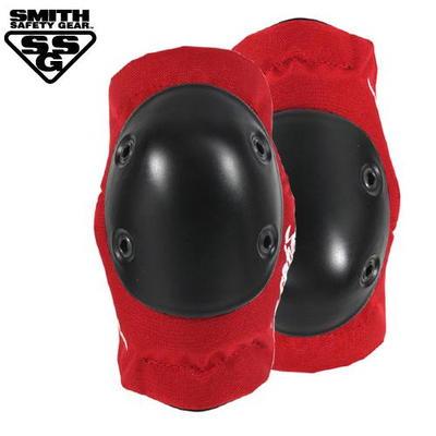 스캡 ELITE ELBOW PADS (Red/Black)