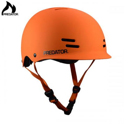 FR7 CERTIFIED HELMET (Orange)