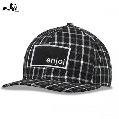 [enjoi] BARBER SHOP CAP (Black)