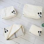 디즈니 정품 미키마우스 아기전용 베이비 백인백 4종세트