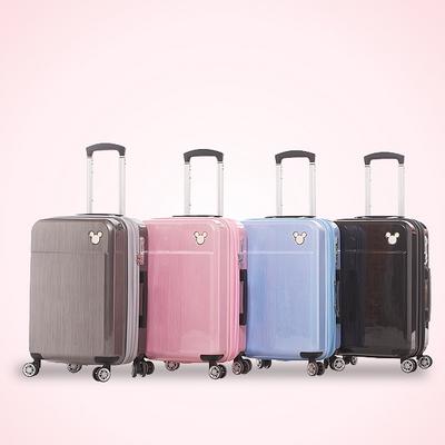 미키마우스 신제품 미키 기내용 20형 캐리어 여행가방