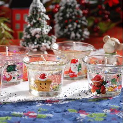 [크리스마스 캔들 5인용] /만들기/캔들
