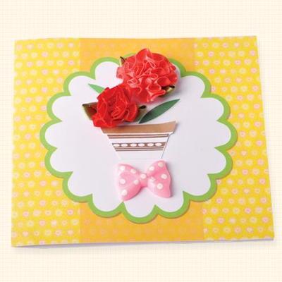 [사랑이 꽃피는 카드 5인용] /DIY/만들기
