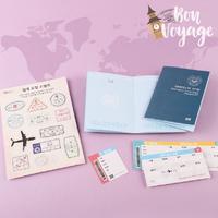 세계여행여권만들기(4개)
