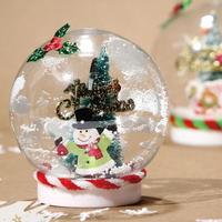 렛잇스노우볼만들기(4개)/크리스마스만들기
