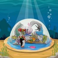 바닷속탐험(4개)/여름만들기