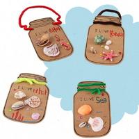 보틀에여름담기(10인용)/여름만들기/바다조개미술재료