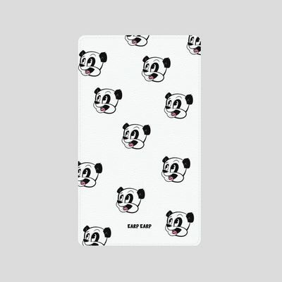 어프어프(보조배터리)-Dot Panda-white