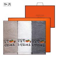 달달한추석 3매 선물세트+쇼핑백