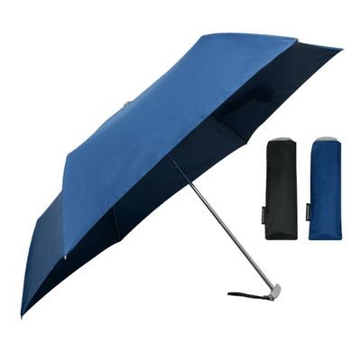 송월 3단 휴대용 사각 양우산