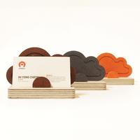 구름모양 명함꽂이-Business Card Holder(Cloud)