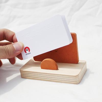 기본모양 명함꽂이-Business Card Holder(Basic)