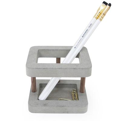 발크로멧 펜슬케이스(월넛)-Valchromat Pencil Case(Walnut)