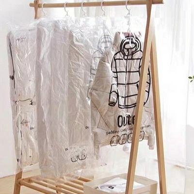 옷걸이형 의류 압축팩 대형