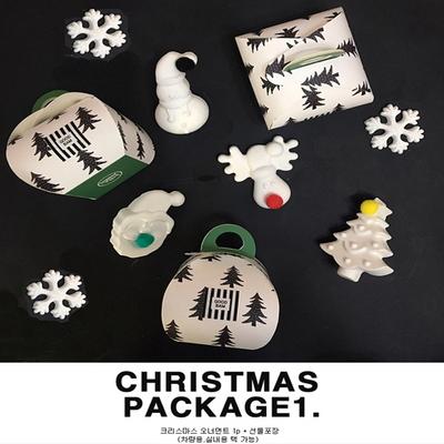 크리스마스 package1. (오너먼트)