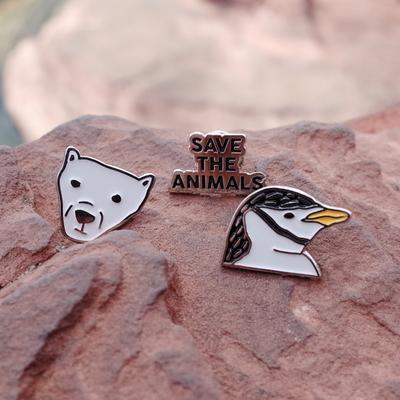 멸종위기동물 뱃지 ver.1