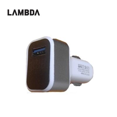 람다 퀵차지 QC2.0/3.0지원 차량용 급속충전기 usb 고속충전기