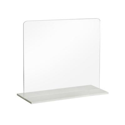 투명 아크릴 파티션 급식실 사무실 400 x 400 mm