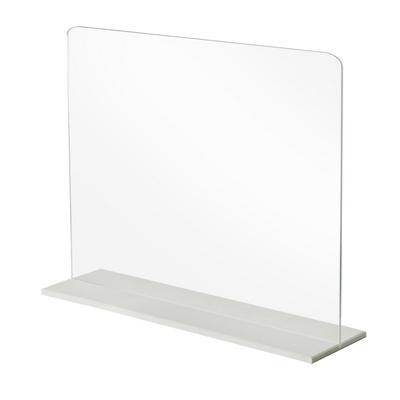 투명 아크릴 가림판 사무실 유치원 600 x 400 mm