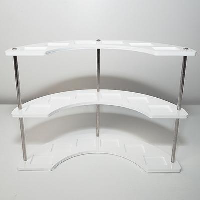 유스테어 (U-Stair)-화이트_브릭용 스탠드
