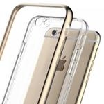 락 카니 투명 듀얼 메탈 아이폰6S/6S 플러스 케이스