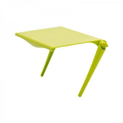 모니터 공간 활용 선반 거치대 테이블