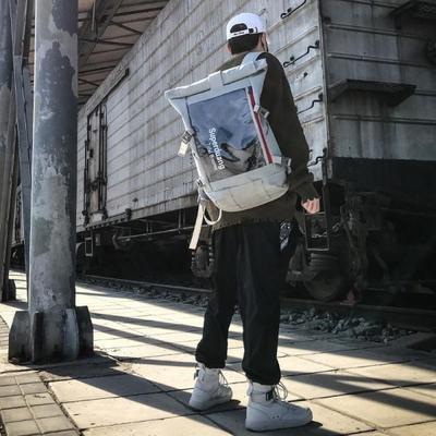 휴즈 데일리 캐쥬얼 백팩 가방