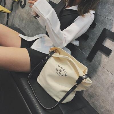 토트 심플 미니 에코백 가방
