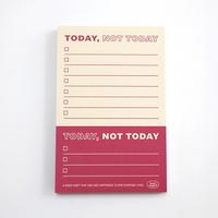 TODAY NOT TODAY - 투데이 낫 투데이 (레드)