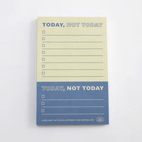 TODAY NOT TODAY - 투데이 낫 투데이 (블루)