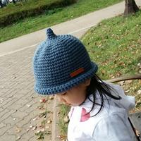 (DIY)큐티 꼭지모자 만들기