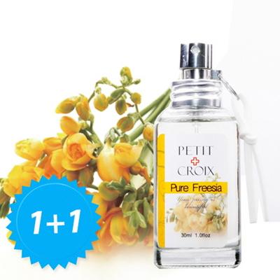 1+1 쁘띠크로와 향수 Pure Fressia 퓨어프리지아 꽃향 30ml