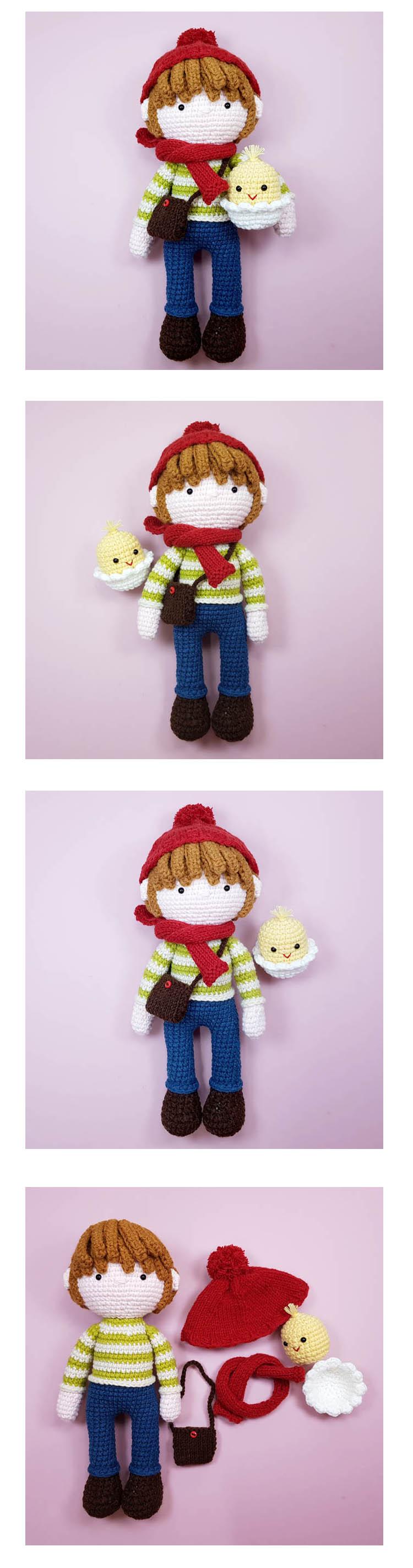 손뜨개 DIY-노아랑 삐약이 - 써니의실노리, 45,000원, 뜨개질, 기타 패키지