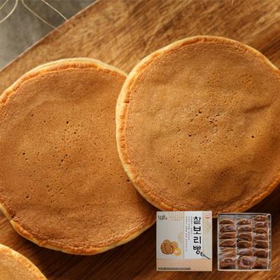 팥이 가득찬 경주빵/찰보리빵/꿀빵 선물세트!