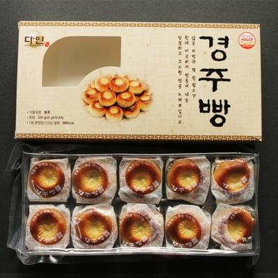 팥앙금가득 경주빵 선물세트