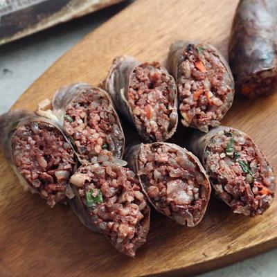 병천순대 맛집 야채순대 1kg
